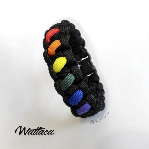 Pulsera Pride LGTBI Wattaca