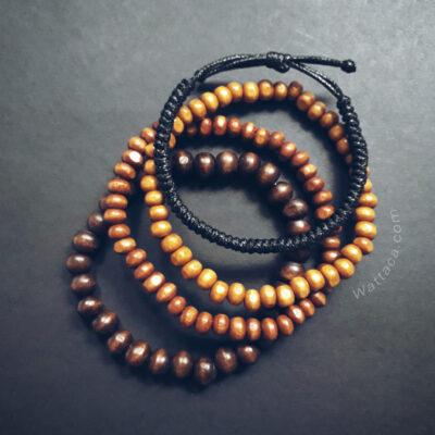 Pack Anat Pulseras Madera Snake