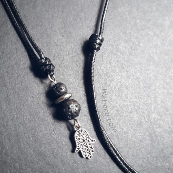 Collar Argo Mano de Hamsa