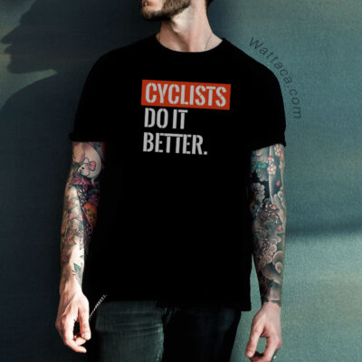 Polo Cyclists Do It Better (Precio promocional)