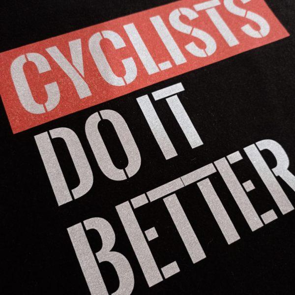 Polo ciclista Cyclists Do It Better en wattaca