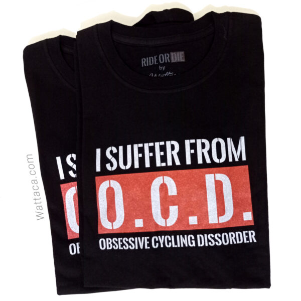 Polo Ciclista I suffer from Obsessive Cycling Dissorder en wattaca